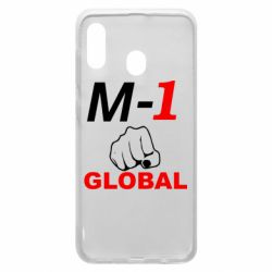 Чехол для Samsung A20 M-1 Global