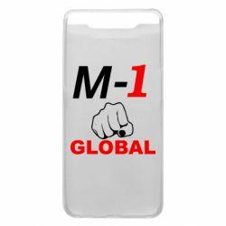Чехол для Samsung A80 M-1 Global