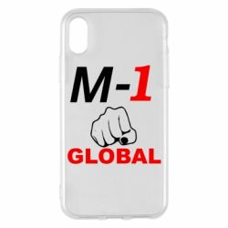 Чехол для iPhone X/Xs M-1 Global