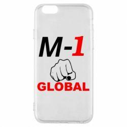 Чехол для iPhone 6/6S M-1 Global