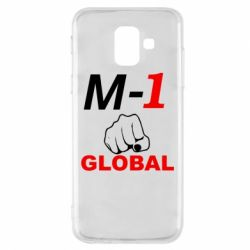 Чехол для Samsung A6 2018 M-1 Global