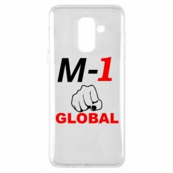 Чехол для Samsung A6+ 2018 M-1 Global
