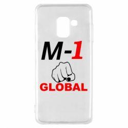 Чехол для Samsung A8 2018 M-1 Global