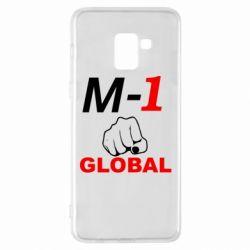 Чехол для Samsung A8+ 2018 M-1 Global