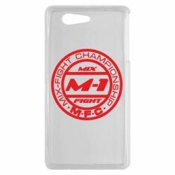 Чехол для Sony Xperia Z3 mini M-1 Logo - FatLine