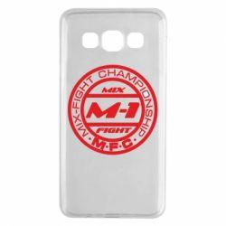 Чехол для Samsung A3 2015 M-1 Logo - FatLine