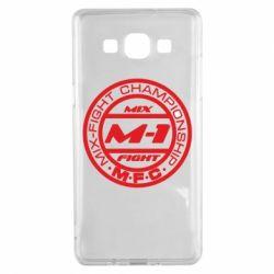 Чехол для Samsung A5 2015 M-1 Logo - FatLine
