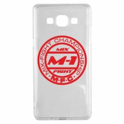 Чехол для Samsung A5 2015 M-1 Logo