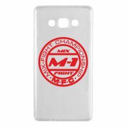 Чехол для Samsung A7 2015 M-1 Logo - FatLine
