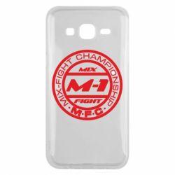 Чехол для Samsung J5 2015 M-1 Logo - FatLine