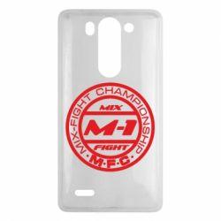 Чехол для LG G3 mini/G3s M-1 Logo - FatLine