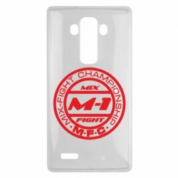 Чехол для LG G4 M-1 Logo - FatLine