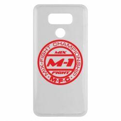 Чехол для LG G6 M-1 Logo - FatLine