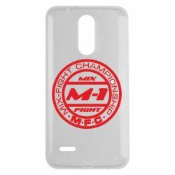 Чехол для LG K7 2017 M-1 Logo - FatLine