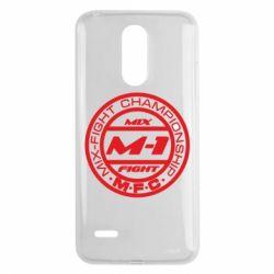 Чехол для LG K8 2017 M-1 Logo - FatLine