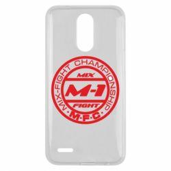 Чехол для LG K10 2017 M-1 Logo - FatLine