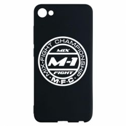 Чехол для Meizu U10 M-1 Logo - FatLine
