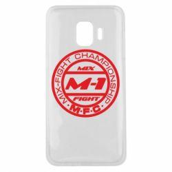 Чехол для Samsung J2 Core M-1 Logo - FatLine