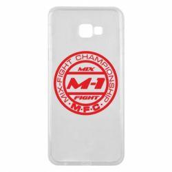 Чехол для Samsung J4 Plus 2018 M-1 Logo - FatLine