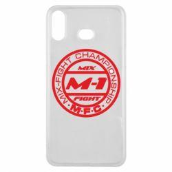 Чехол для Samsung A6s M-1 Logo