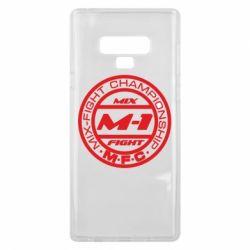 Чехол для Samsung Note 9 M-1 Logo - FatLine