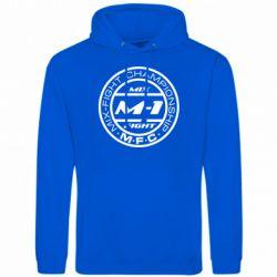 Мужская толстовка M-1 Logo