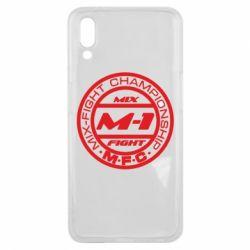 Чехол для Meizu E3 M-1 Logo - FatLine
