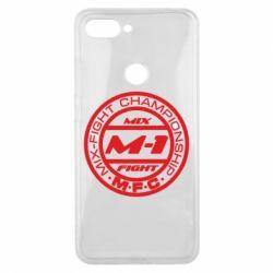 Чехол для Xiaomi Mi8 Lite M-1 Logo - FatLine