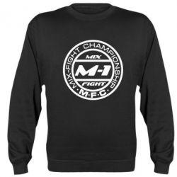 Реглан (свитшот) M-1 Logo - FatLine