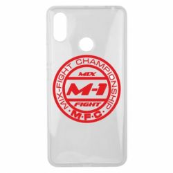 Чехол для Xiaomi Mi Max 3 M-1 Logo - FatLine
