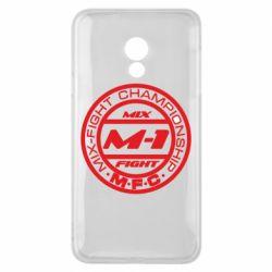 Чехол для Meizu 15 Lite M-1 Logo - FatLine