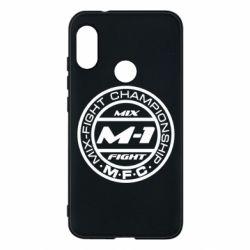 Чехол для Mi A2 Lite M-1 Logo - FatLine