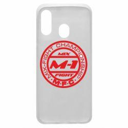 Чохол для Samsung A40 M-1 Logo