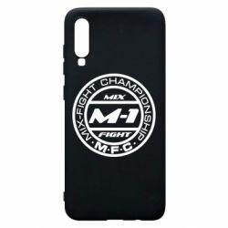 Чехол для Samsung A70 M-1 Logo