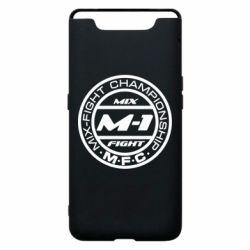Чехол для Samsung A80 M-1 Logo