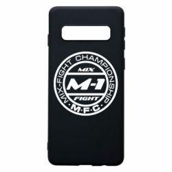 Чехол для Samsung S10 M-1 Logo