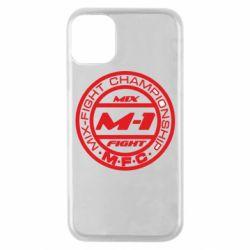 Чехол для iPhone 11 Pro M-1 Logo