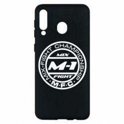 Чохол для Samsung M30 M-1 Logo