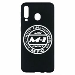 Чехол для Samsung M30 M-1 Logo