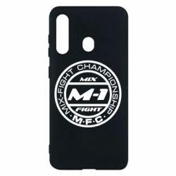 Чохол для Samsung M40 M-1 Logo