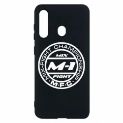 Чехол для Samsung M40 M-1 Logo