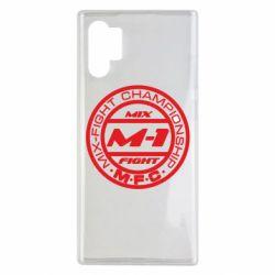 Чехол для Samsung Note 10 Plus M-1 Logo