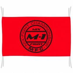 Флаг M-1 Logo