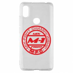 Чехол для Xiaomi Redmi S2 M-1 Logo