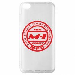 Чехол для Xiaomi Redmi Go M-1 Logo
