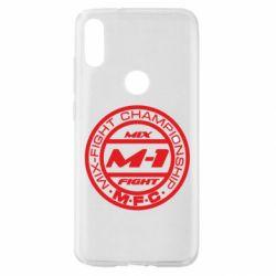 Чехол для Xiaomi Mi Play M-1 Logo