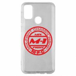 Чохол для Samsung M30s M-1 Logo