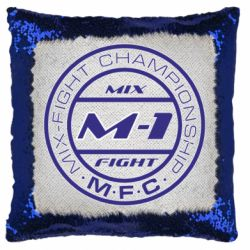 Подушка-хамелеон M-1 Logo
