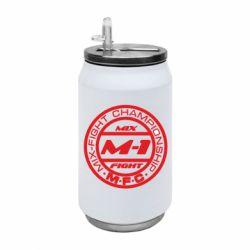 Термобанка 350ml M-1 Logo
