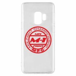 Чехол для Samsung S9 M-1 Logo - FatLine